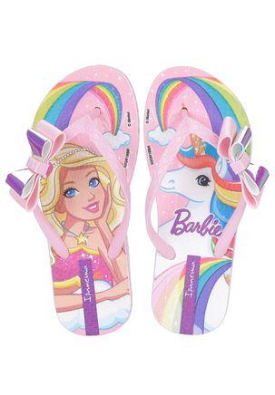 Chinelo-Barbie-Infantil-Para-Menina---Rosa-25-26