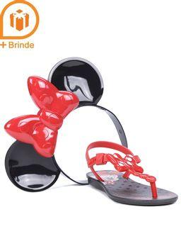 Sandalia-Minnie-Infantil-Para-Menina---Preto-vermelho-25