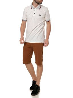 Polo-Manga-Curta-Masculina-Full-Surf-Off-White