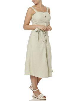 Vestido-Midi-Feminino-Autentique-Verde