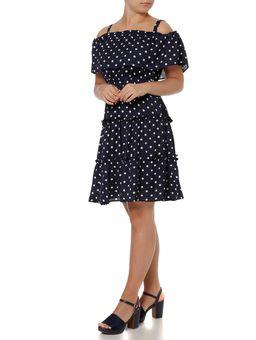 Vestido-Ciganinha-Feminino-Azul-Marinho