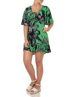 Vestido-Feminino-Autentique-Verde-P