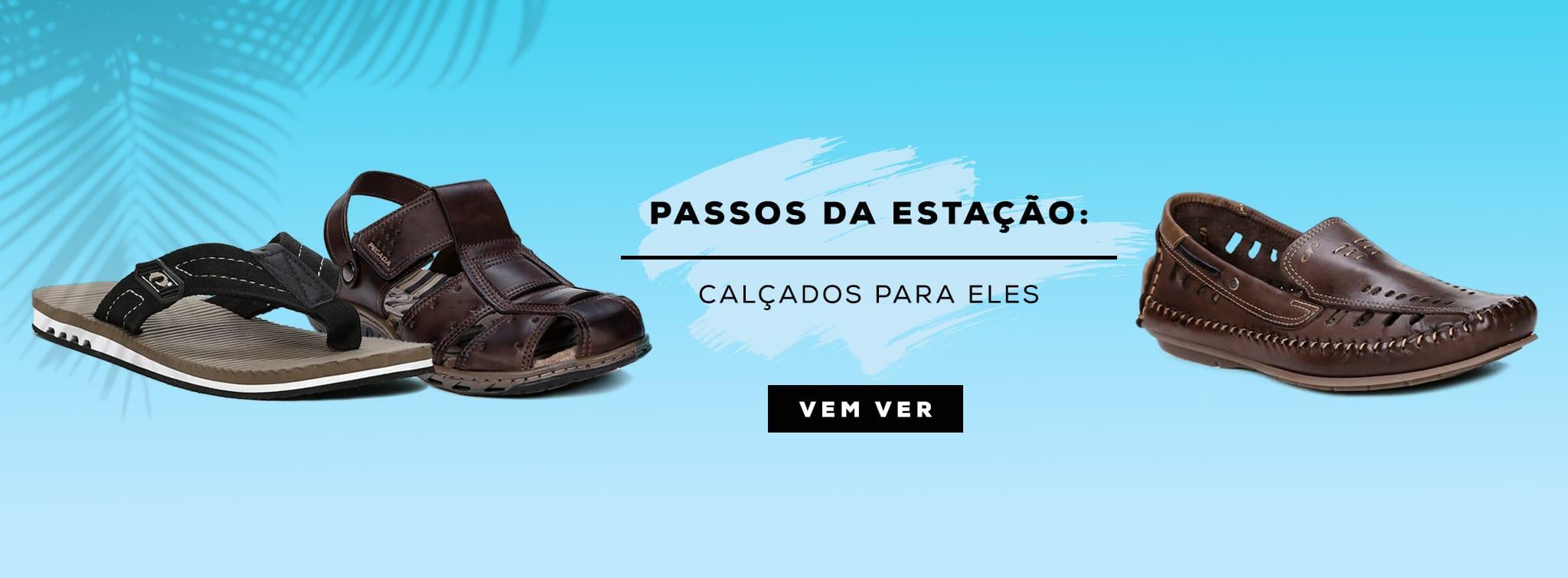 Calçados Masculinos - 20190111