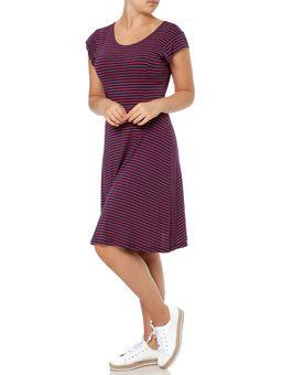 Vestido-Curto-Feminino-Azul-Marinho-vermelho-P