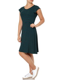 Vestido-Curto-Feminino-Preto-verde-P