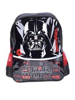 Mochila-Escolar-Star-Wars-Infantil-Para-Menino---Preto