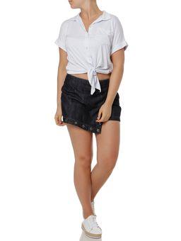 Camisa-Manga-Curta-Feminina-Autentique-Branco-P