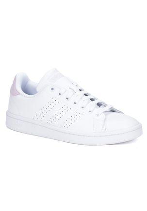 Tenis-Casual-Feminino-Adidas-Advantage-Branco-34