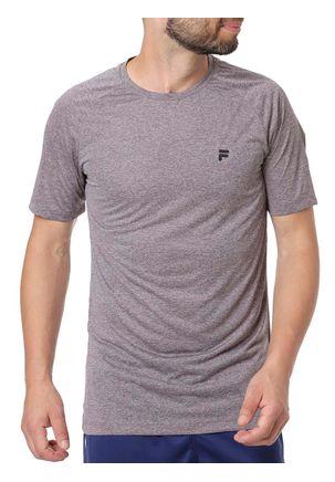 Camiseta-Manga-Curta-Masculina-Fila-Cinza-P