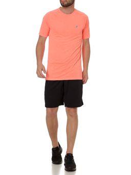 Camiseta-Manga-Curta-Masculina-Fila-Laranja-P