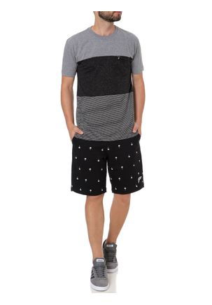 Camiseta-Manga-Curta-Masculina-Occy-Cinza-preto-P