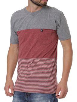 Camiseta-Manga-Curta-Masculina-Occy-Cinza-vermelho-P