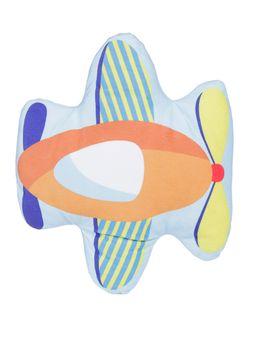 Almofada-Lepper-Infantil-Azul