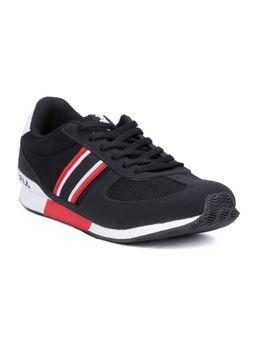 Tenis-Casual-Masculino-Fila-F-Retro-Sport-2.0-Preto-vermelho