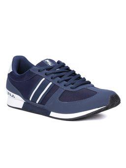 Tenis-Casual-Masculino-Fila-F-Retro-Sport-2.0-Azul-Marinho-branco