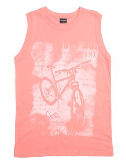 Camiseta-Regata-Rovitex-Juvenil-para-Menino---Salmao