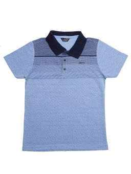 Polo-Manga-Curta-Juvenil-Para-Menino---Azul-16