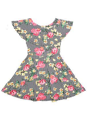 Vestido-Ciganinha-Juvenil-para-Menina---Preto