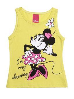 Blusa-Regata-Disney-Infantil-Para-Menina---Amarelo-1