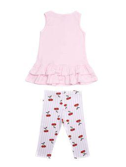 Conjunto-Infantil-Para-Menina---Rosa-branco-1