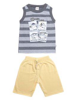 Conjunto-Infantil-Para-Menino---Cinza-amarelo-1