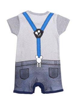 Macacao-Disney-Infantil-Para-Bebe-Menino---Cinza-P