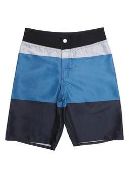 Bermuda-Praia-Juvenil-Para-Menino---Azul-preto-16