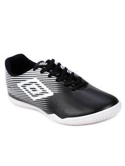 Tenis-Futsal-Masculino-Umbro-F5-Light-Indoor-Preto-branco