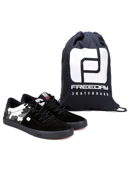 Tenis-Casual--Masculino-Freeday-Preto-37
