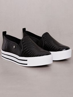 Slip-On-Feminino-Via-Marte-Preto