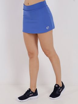 Short-Saia-Feminino-Azul-P