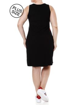 Vestido-Plus-Size-Feminino-Lunender-Preto-vermelho