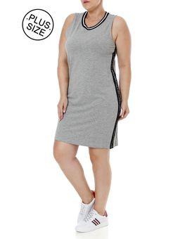 Vestido-Plus-Size-Feminino-Autentique-Cinza-G2