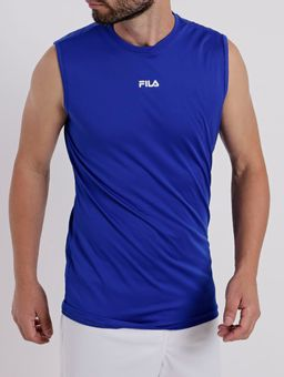 Regata-Running-Masculina-Fila-Azul-P