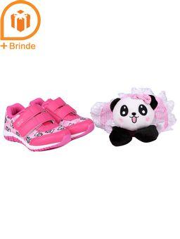 Tenis-Kidy-Infantil-Para-Bebe-Menina---Rosa-Pink-23
