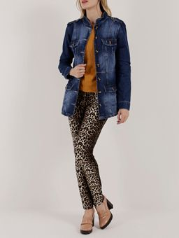 Jaqueta-Parka-Jeans-Feminina-Azul