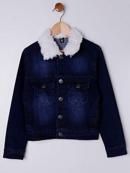 Jaqueta-Jeans-Infantil-Para-Menino---Azul-6
