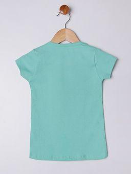 Blusa-Manga-Curta-Infantil-Para-Menina---Verde-6