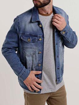 Jaqueta-Jeans-Masculina-Cook's-Azul-P