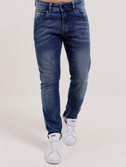 Calca-Jeans-Moletom-Masculina-Azul