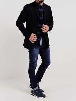 Blazer-Jeans-Masculino-Azul-P