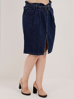 Saia-Jeans-Plus-Size-Feminina-Azul