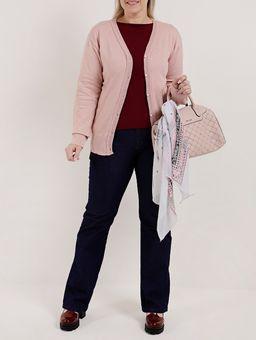 Cardigan-Plus-Size-Feminino-Rosa-G2