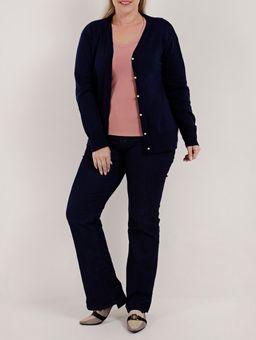 Cardigan-Plus-Size-Feminino-Azul-G2