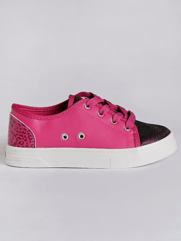 416835a8a24 Tênis Barbie Street Infantil para Menina - Branco rosa - Lojas Pompeia