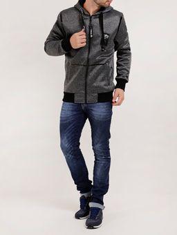 Calca-Jeans-Slim-Masculina-Cook's-Azul