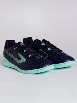 Tenis-Futsal-Masculino-Topper-Boleiro-Ii-Indoor-Azul-Marinho-verde-41