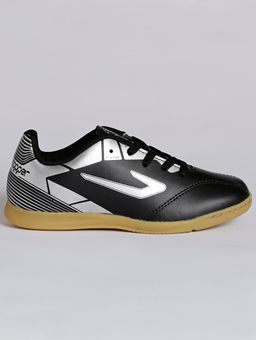 Tenis-Futsal-Topper-Cup-Ii-Jr-Infantil-Para-Menino---Preto-prata-31