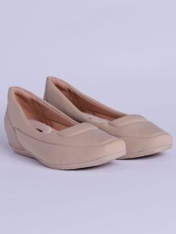 Sapato-Feminino-Comfortflex-Bege-37