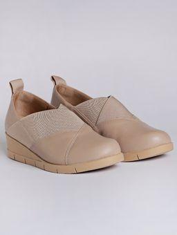 Sapato-Anabela-Feminino-Usaflex-Bege-34